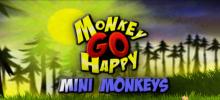 Monkey Go Happy: Mini Monkeys