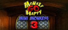 Monkey Go Happy: Mini Monkeys 3