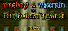 Fireboy & Watergirl: The Forest Temple