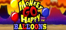 Monkey Go Happy: Balloons