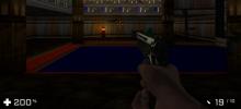 Doom: Hangar Level
