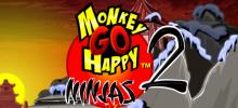 Monkey Go Happy: Ninjas 2