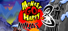 Monkey Go Happy: Ninjas 3