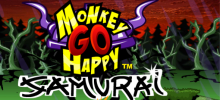 Monkey Go Happy: Samurai