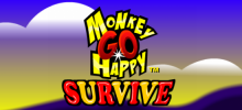 Monkey Go Happy: Survive