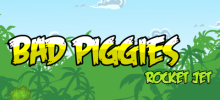 Bad Piggies: Rocket Jet