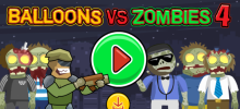 Balloons vs Zombies 4